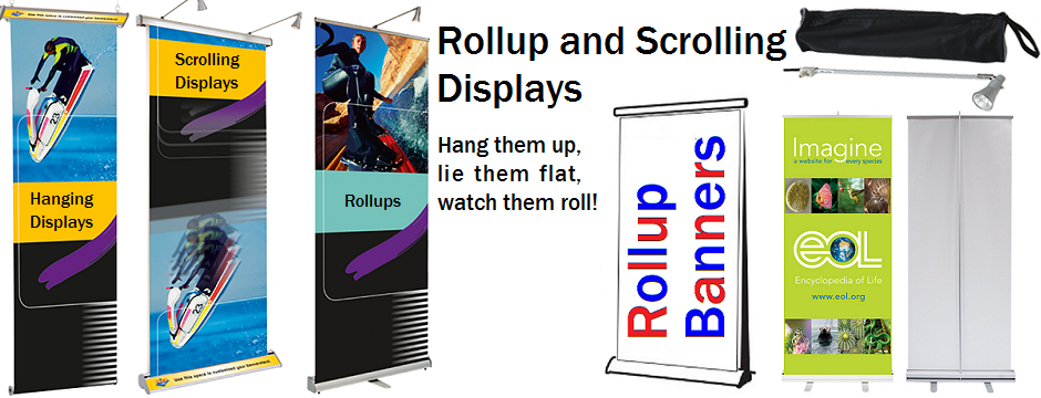 rollup and scrolling displays 960x360