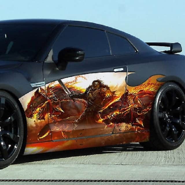picture about Printable Vinyl Wrap named Automobile Wrapping Items - Aentep