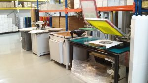 Silkscreen Machines for all your needs