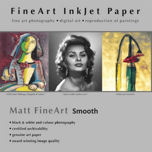 Matt FineArt Smooth 640x640