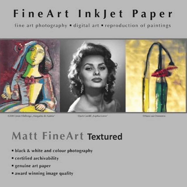 Matt FineArt Textured 640x640