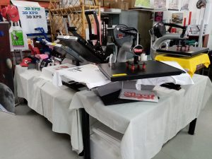 High Quality and Standards Heat Presses
