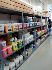 Amex and Wilflex Plastisol Silkscreen Printing Inks