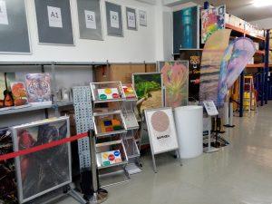 Various Display Stands