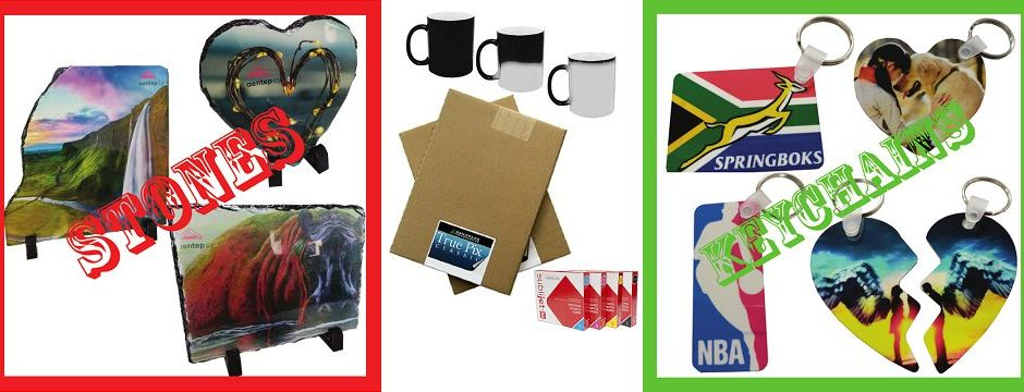 New Sublimation Materials